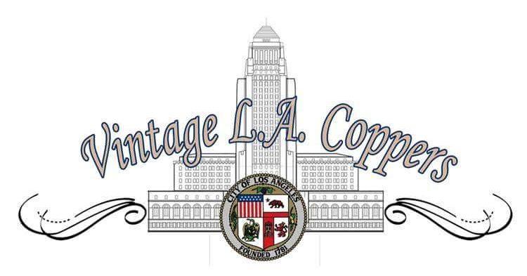Vintage LA Coppers